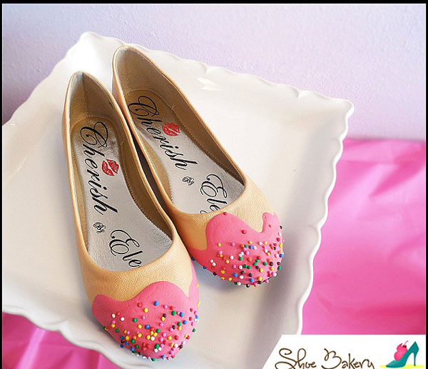 perierga.gr - Παπούτσια εμπνευσμένα από... γλυκά!