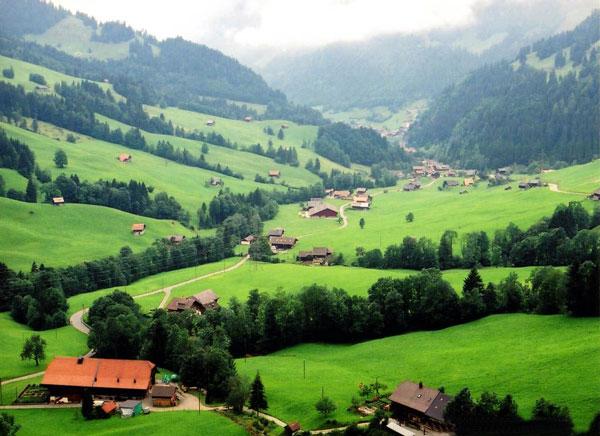 "perierga.gr - Οι 10 πιο ""πράσινες"" χώρες στον κόσμο!"