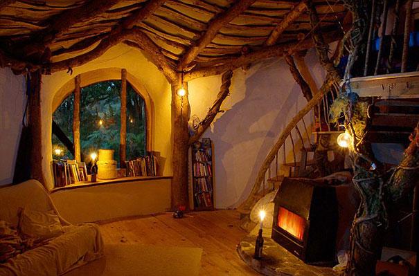 perierga.gr - Πανέμορφα εξοχικά σπίτια βγαλμένα από παραμύθια!