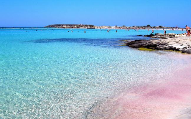 Perierga.gr - Πέντε ελληνικές παραλίες στις καλύτερες της Ευρώπης