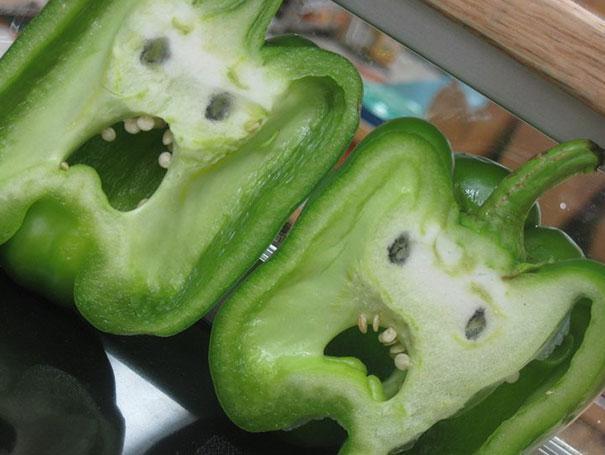 perierga.gr - Φρούτα & λαχανικά σε παράξενα σχήματα!