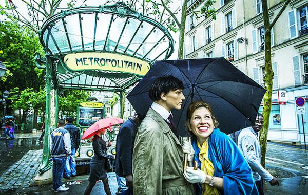 perierga.gr - Ταξιδεύει 14 χρόνια με τον… πλαστικό σύζυγό της!