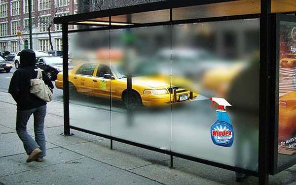 Perierga.gr - Ευρηματικές διαφημίσεις σε δημόσιους χώρους