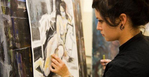 Perierga.gr - Ο εγκέφαλος των καλλιτεχνών είναι διαφορετικός