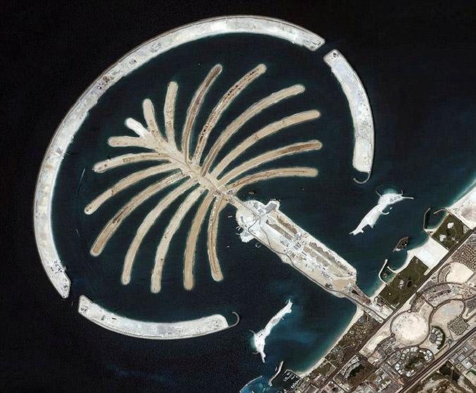 perierga.gr - Τα πιο όμορφα νησιά του πλανήτη, από... δορυφόρο!