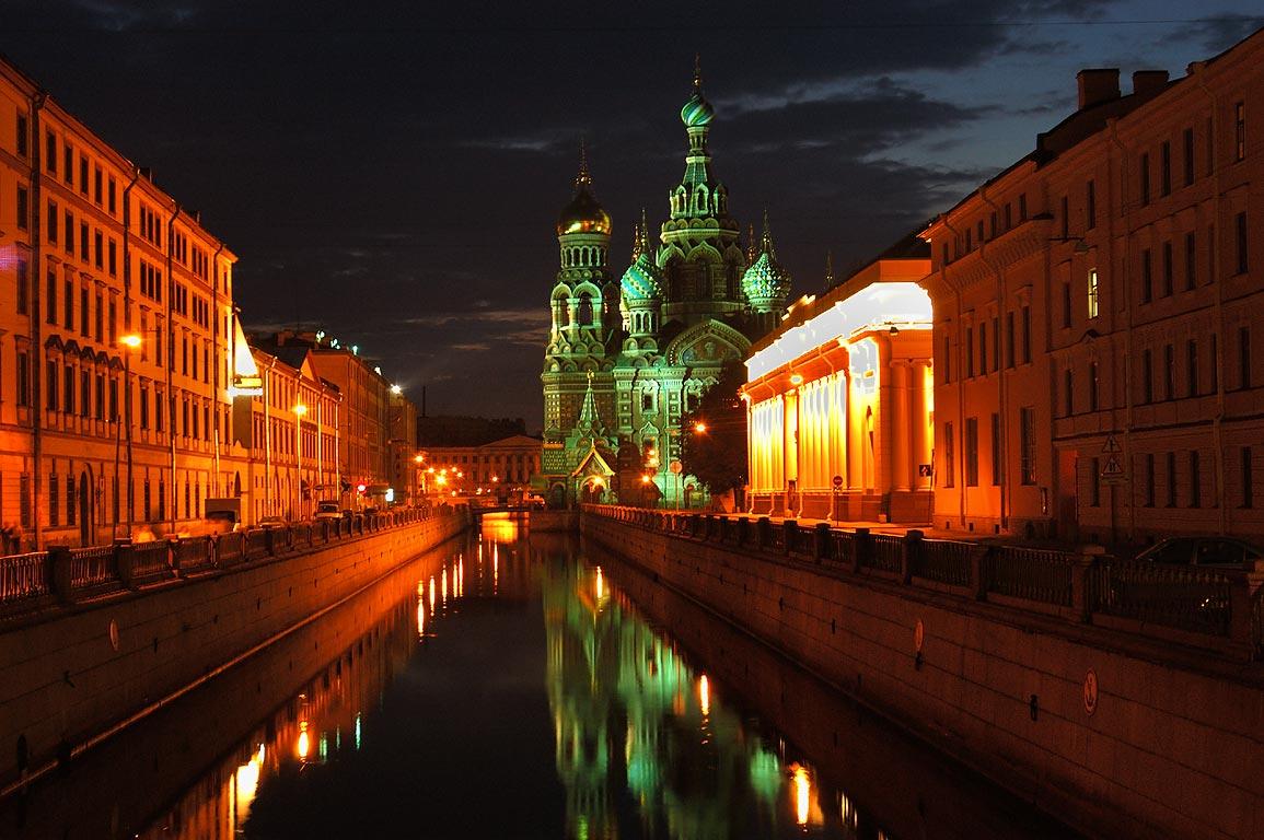 perierga.gr - Τα ιταλικά κανάλια της Αγίας Πετρούπολης!