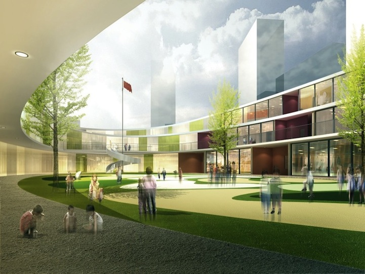 Perierga.gr - Εντυπωσιακό σχολείο