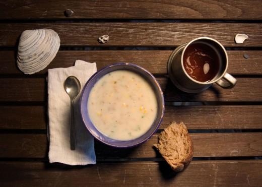 perierga.gr - Μαγειρεύει και αναπαριστά διάσημα γεύματα της λογοτεχνίας!