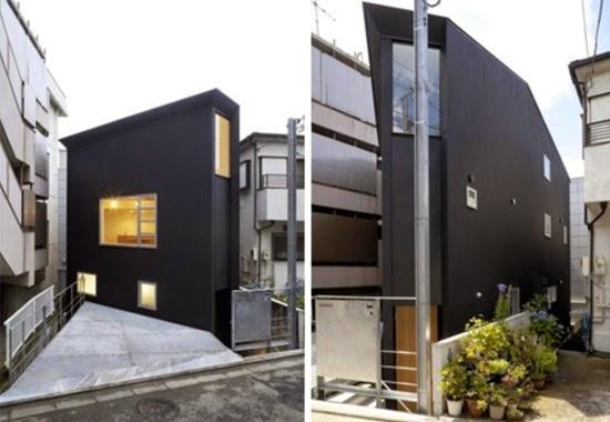 perierga.gr - Σπίτια σε παράξενα σχήματα!