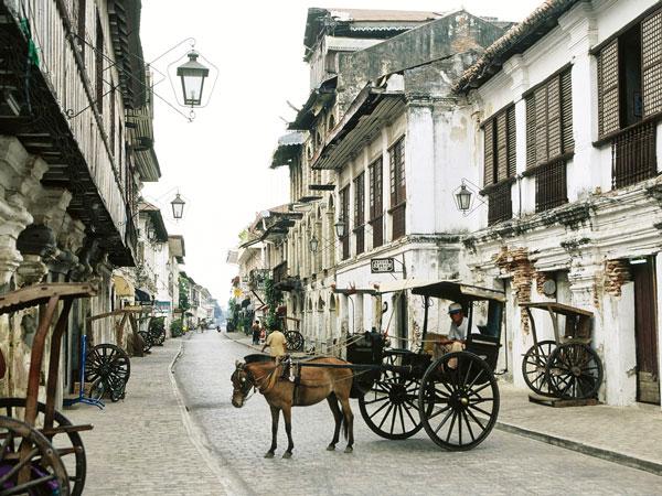 perierga.gr - Vigan: Μια σύγχρονη… αποικιακή πόλη του 16ου αιώνα!