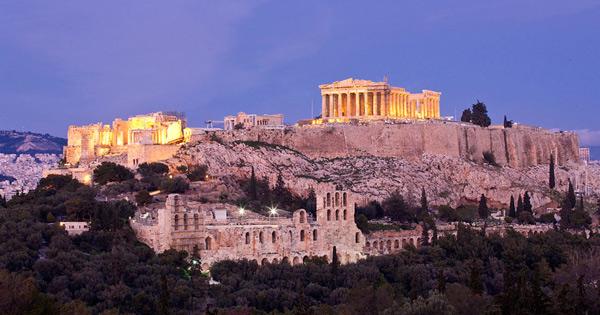 perierga.gr - Η Aκρόπολη 2η στον κόσμο στα μέρη που πρέπει να ξαναπάς!