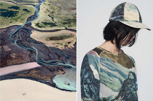 perierga.gr - Σχεδιάστρια μόδας μεταφέρει τη φύση στα ρούχα της!