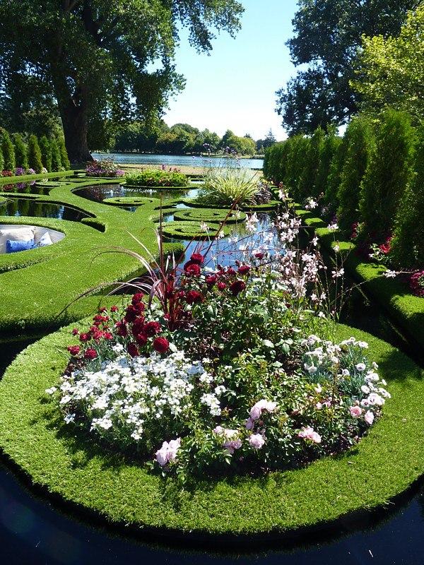 Perierga.gr - Ένας φανταστικός κήπος που... επιπλέει!