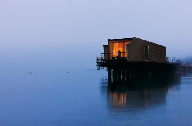 perierga.gr - Τα ωραιότερα ξενοδοχεία στον κόσμο πάνω στο νερό!