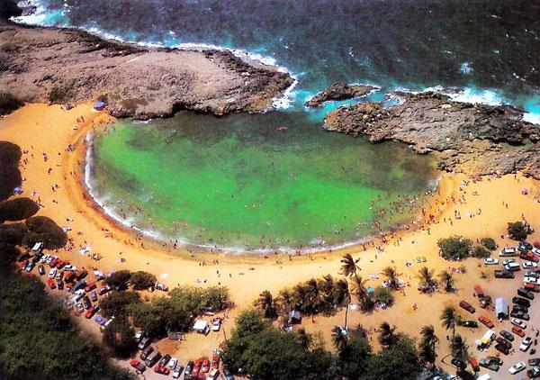 perierga.gr - Μια απομονωμένη παραλία χάρμα οφθαλμών!