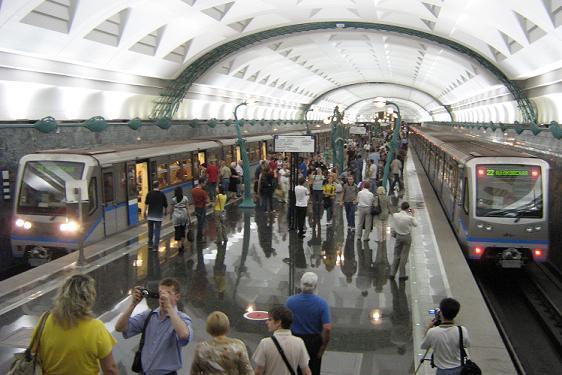 Perierga.gr - Δωρεάν το μετρό για όσους γνωρίζουν ποιήματα του Πούσκιν