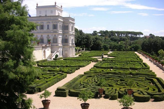 Villa Doria Pamphili, Ρώμη