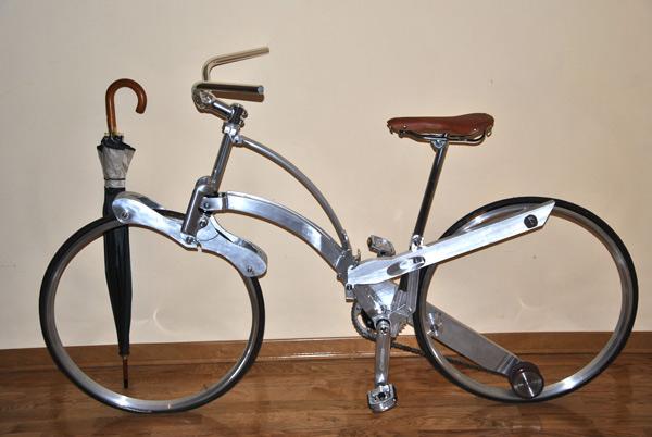 494c71532d perierga.gr - Σπαστό ποδήλατο χωρίς ακτίνες γίνεται