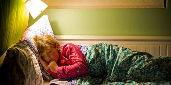 perierga.gr - Περισσότερα κιλά για όσους κοιμούνται με φως το βράδυ!