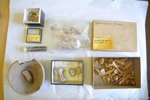Perierga.gr - Φαγητό 4.500 ετών βρέθηκε σε ντουλάπι στην Αγγλία