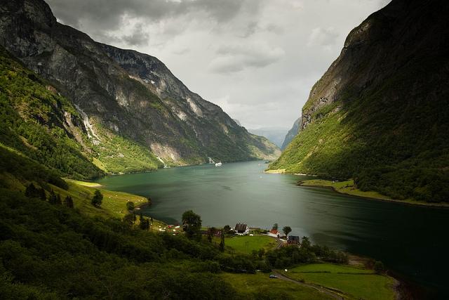 perierga.gr - 10 πανέμορφα μέρη για να δει κάποιος στη Νορβηγία!