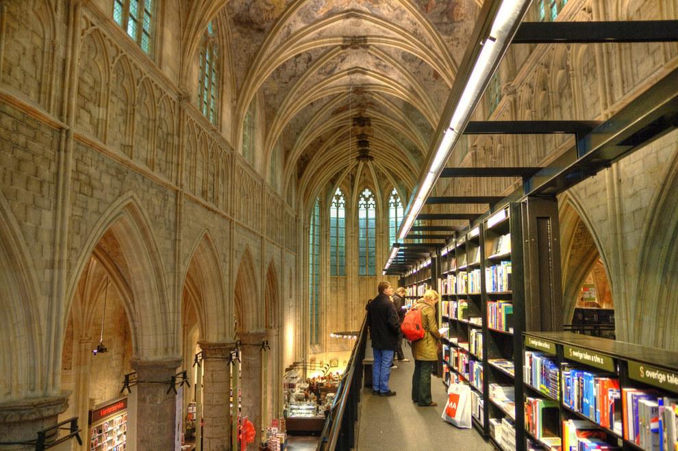 perierga.gr - 10 ξεχωριστά βιβλιοπωλεία στον κόσμο!