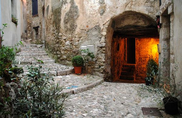 perierga.gr - Τα ωραιότερα χωριά της Γαλλικής Ριβιέρας!
