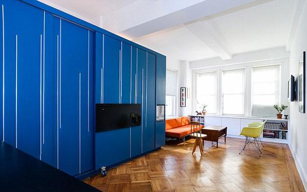 Ολόκληρο σπίτι σε μόλις 40 τετραγωνικά ! VIDEO