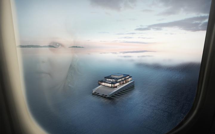 perierga.gr - Υπερπολυτελές σκάφος από γυαλί!