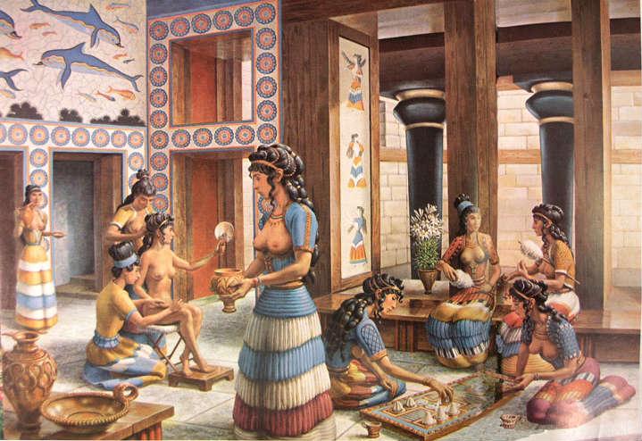 Perierga.gr - Η ζωή στη μινωική Κρήτη σε ένα υπέροχο βίντεο!