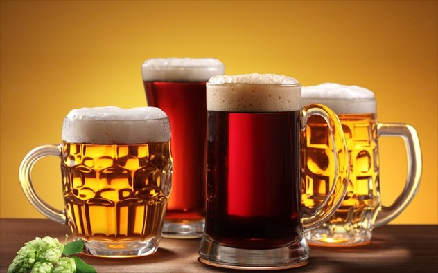 perierga.gr - Τα 10 «γιατί» η μπύρα ωφελεί την υγεία