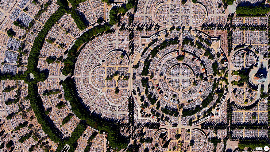perierga.gr - Εντυπωσιακές αεροφωτογραφίες με απόλυτη συμμετρία!