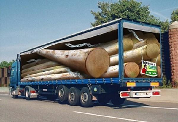 Εντυπωσιακές διαφημίσεις σε φορτηγά που ξεπερνούν κάθε φαντασία