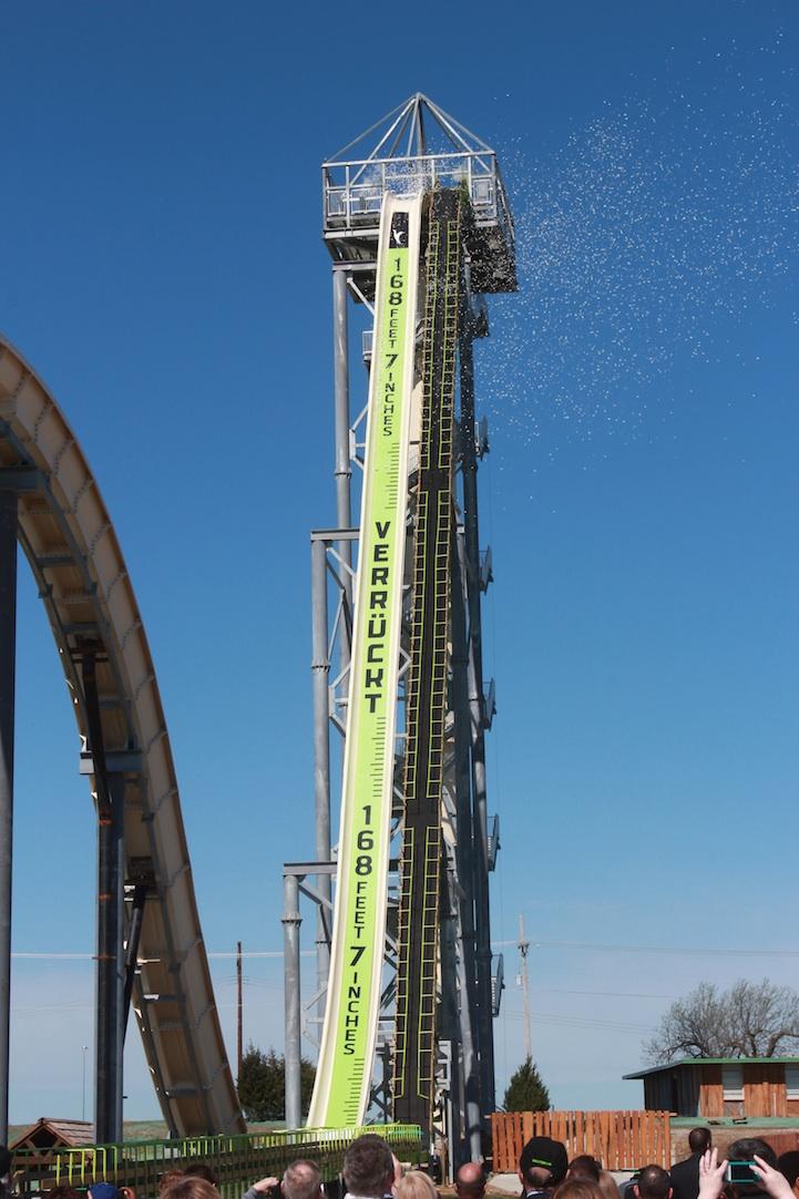 perierga.gr - Verrückt: Η ψηλότερη νεροτσουλήθρα στον κόσμο!