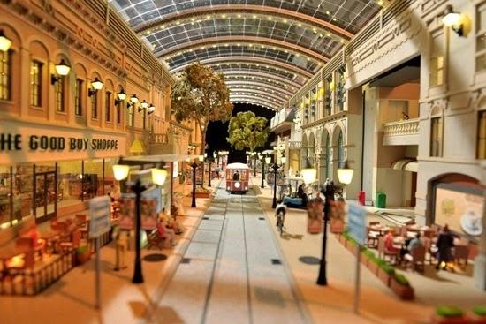 perierga.gr - Η μεγαλύτερη κλιματιζόμενη πόλη στον κόσμο ετοιμάζεται στο Ντουμπάι!