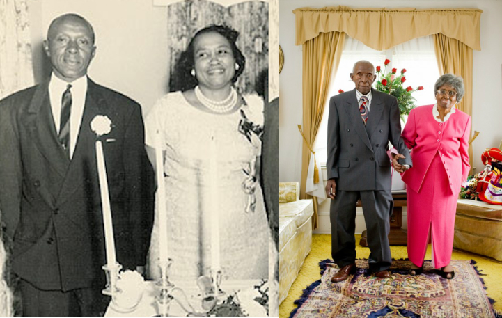perierga.gr - Το ζευγάρι με τον μεγαλύτερο σε διάρκεια γάμο στον κόσμο!