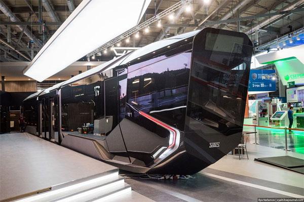 Perierga.gr - Το τραμ του μέλλοντος από τη Ρωσία
