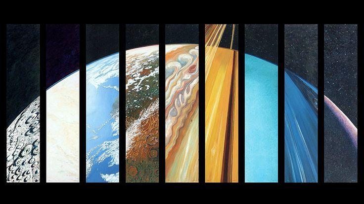 perierga.gr - Εννέα πλανήτες σε έναν!