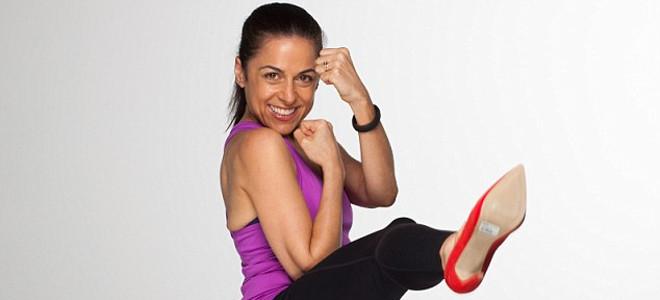 perierga.gr - Heel Hop: Γυμναστική με ψηλοτάκουνα!