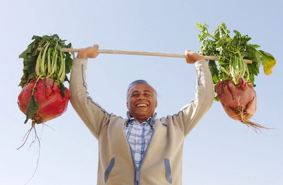 perierga.gr - Τα μεγαλύτερα λαχανικά που είδατε ποτέ