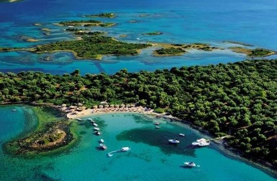 perierga.gr - 8 ελληνικά μικρά νησάκια για ιδιωτικές βουτιές!