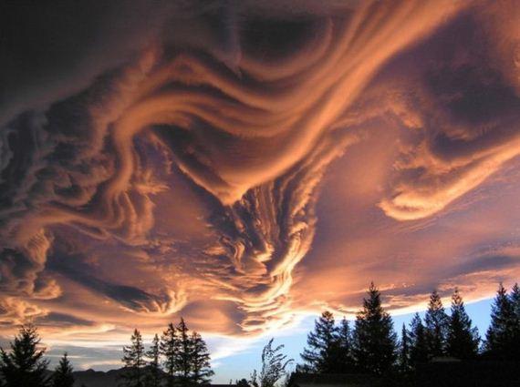 perierga.gr - Όταν η φύση αποφασίζει να κάνει το δικό της σόου…