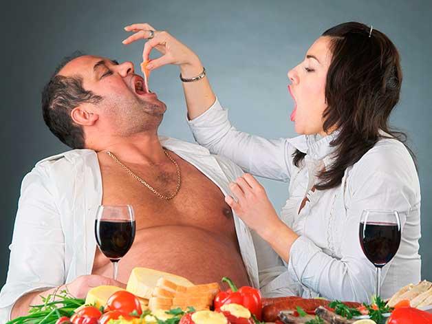 perierga.gr - Ο γάμος παχαίνει (και) τους άντρες!