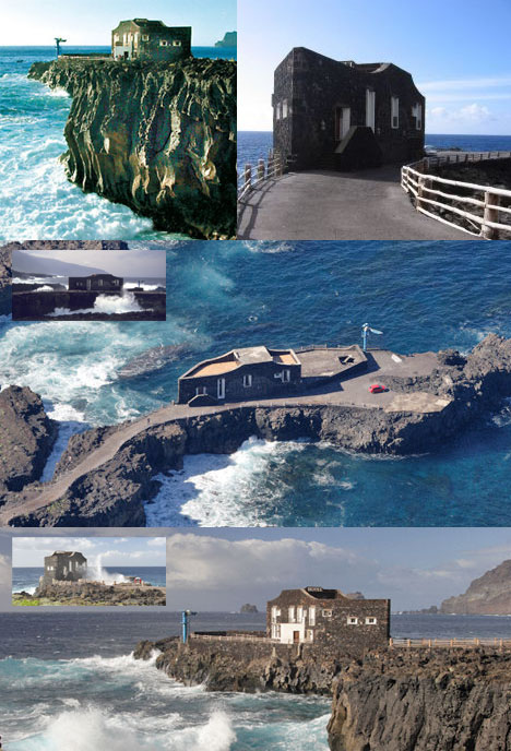 perierga.gr - Το μικρότερο και πιο απομονωμένο ξενοδοχείο στον κόσμο!