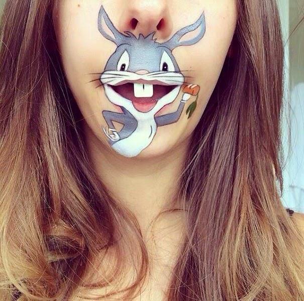 perierga.gr - Διασκεδαστική ζωγραφική στο πρόσωπο!
