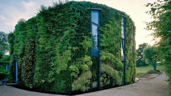 perierga.gr - 10+1 κτήρια φέρνουν το πράσινο στην πόλη!