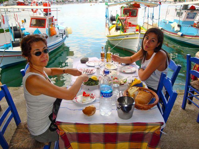 perierga.gr - Οι τουρίστες στην Ελλάδα μέσα από τα... πιάτα τους!
