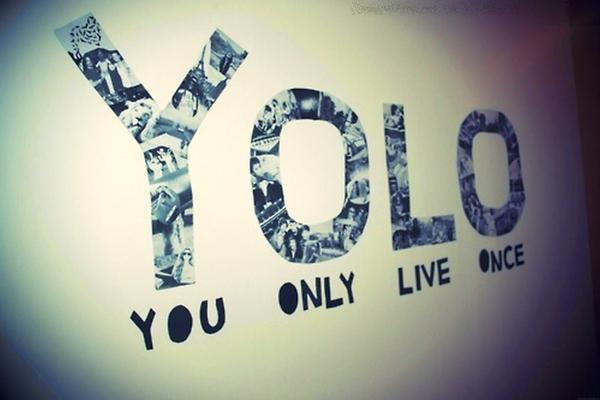Perierga.gr - YOLO, ζεις μόνο μια φορά