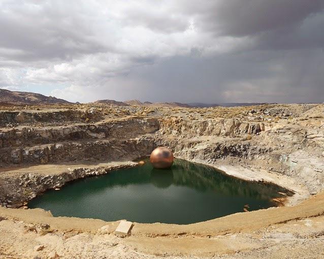 perierga.gr - Πόσο μέταλλο παράγει ένα ορυχείο!
