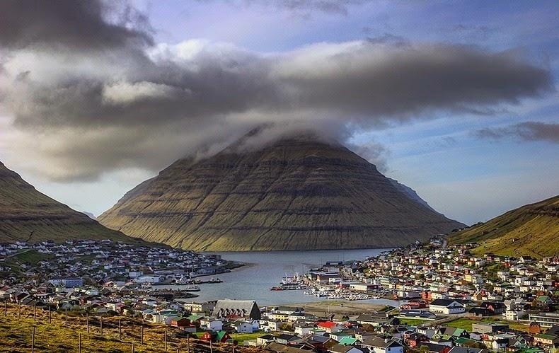 perierga.gr - Το ξεχωριστό Klaksvik στις Νήσους Φερόε
